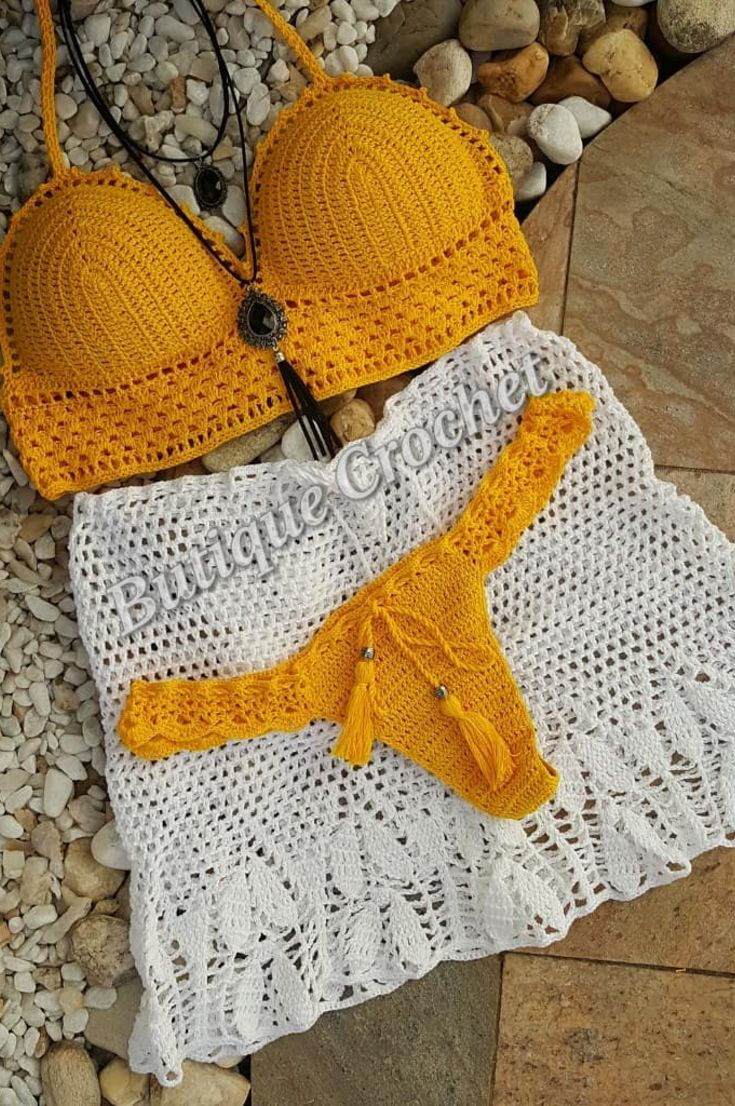 Crochet Summer Bikini 23 Charming Crochet Swimsuit Patterns Get