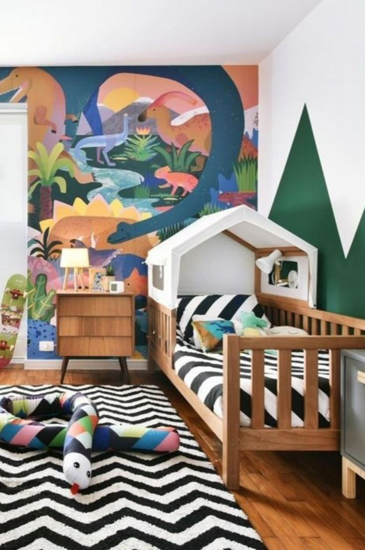 bedroom-ideas-for-each-child-30-fabulous-room-ideas-for-children-who-love-colors-new-2019