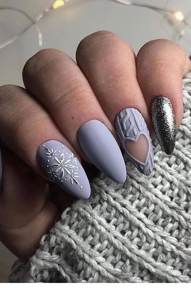 Nails Design Night Entertainment For 42 Festive And Bright Nail Art Ideas For New 2019 Page 23 Of 42 Eeasyknitting Com