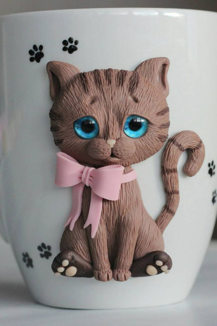 Polymer Clay Decor 70 Free Idea Polymer Clay Decoration How To Make Cups New 2019 Page 56 Of 70 Eeasyknitting Com