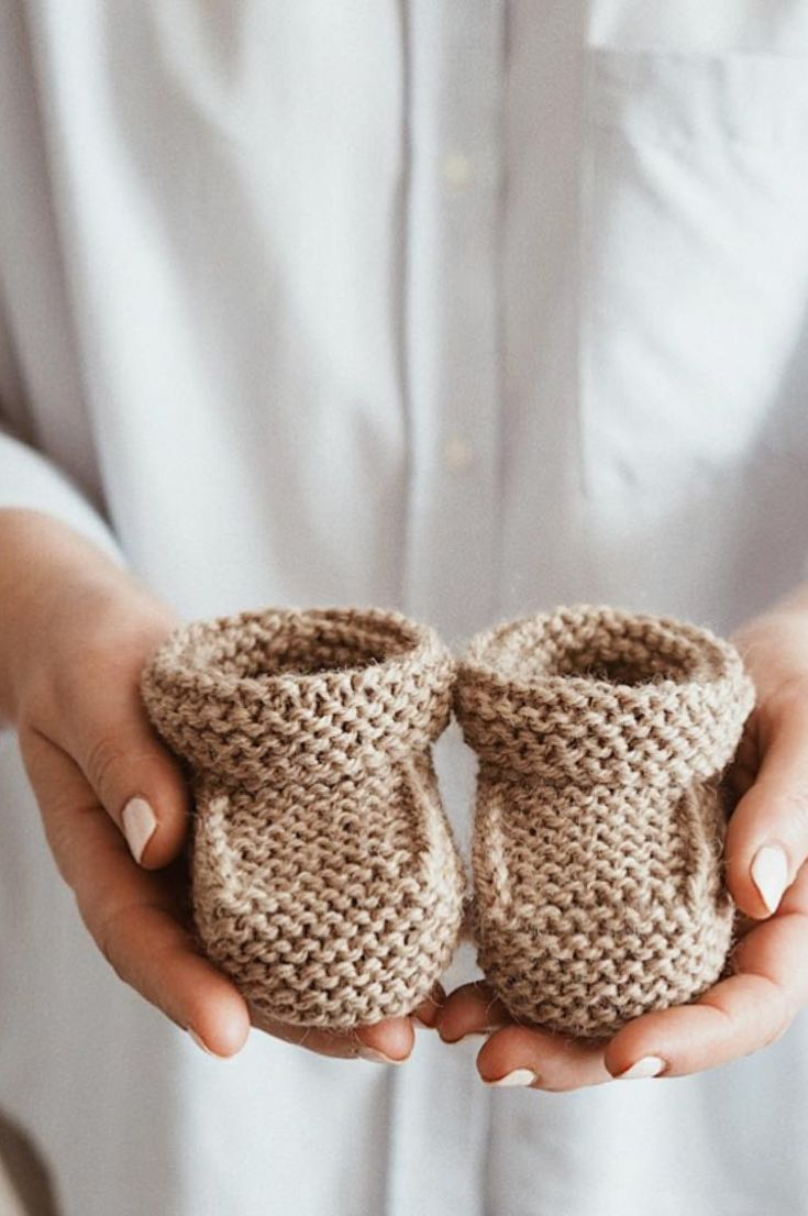 aa8ea9a7f Crochet Baby Booties: 25 Free Crochet Booties For Babies With ...