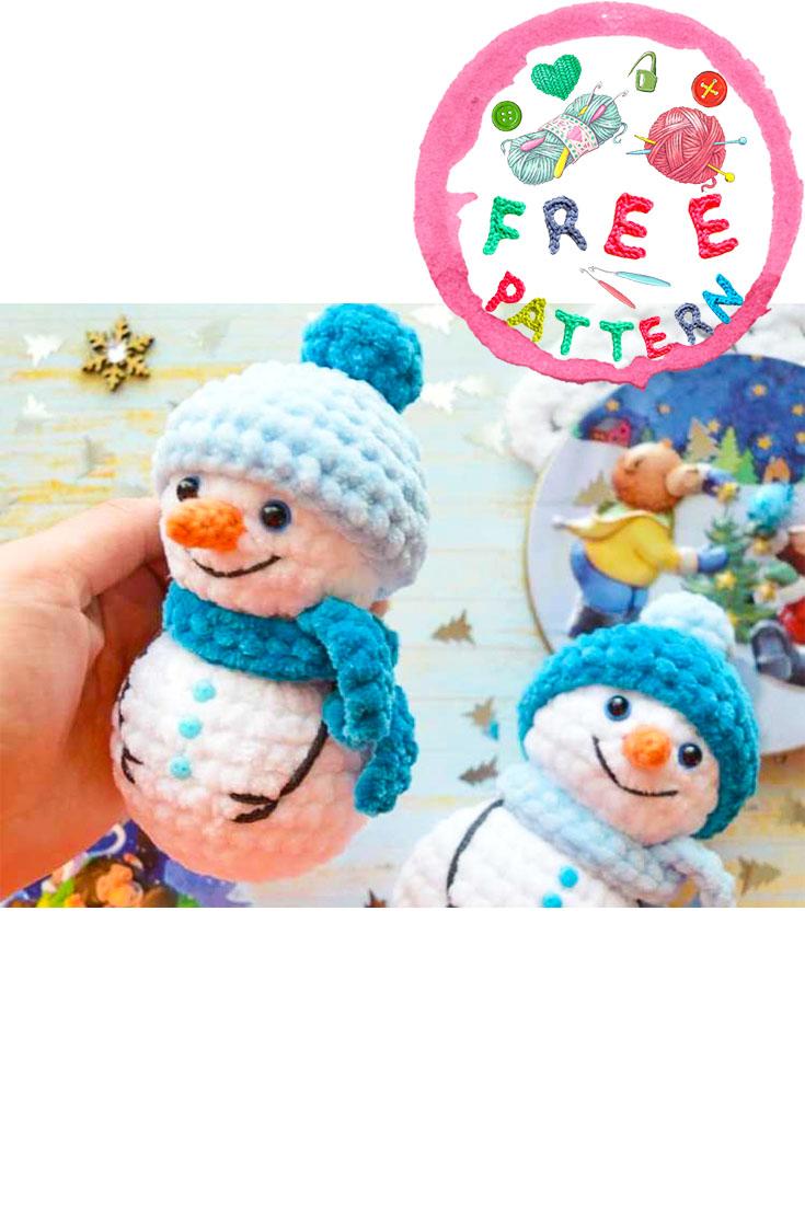 crochet-snowman-amigurumi-free-pattern-2020
