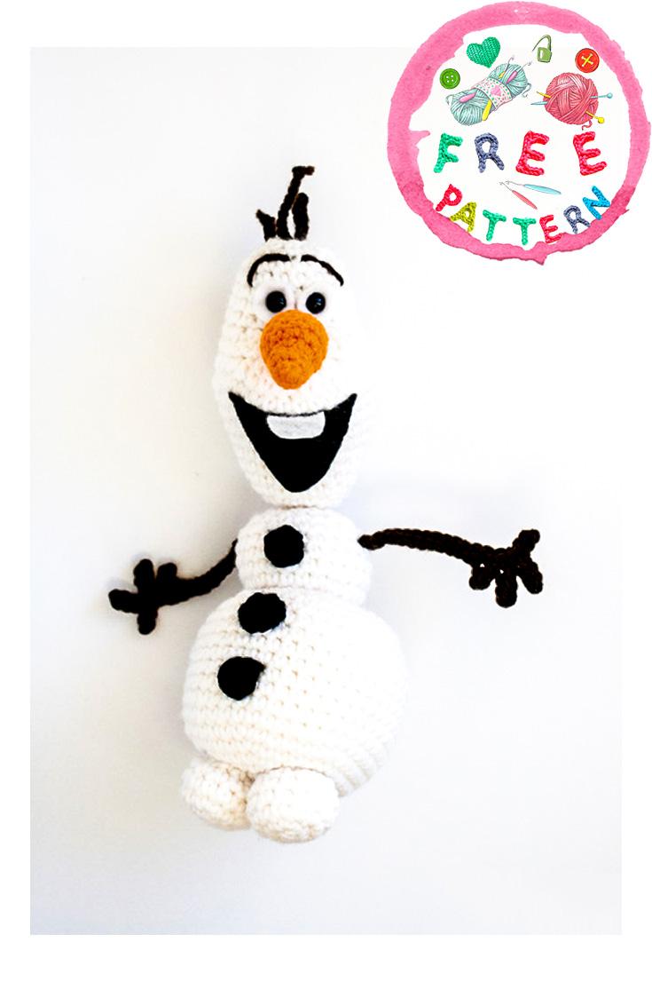 frozen-snowman-amigurumi-free-crochet-pattern