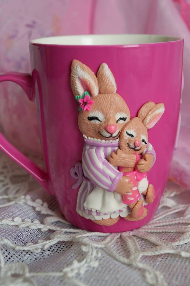 Polymer Clay Decor 70 Free Idea Polymer Clay Decoration How To Make Cups New 2019 Page 46 Of 70 Eeasyknitting Com
