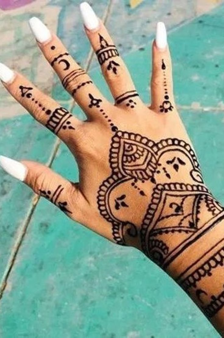 32-free-henna-tattoo-design-you-can-do-best-henna-drawings-at-home-new-2019