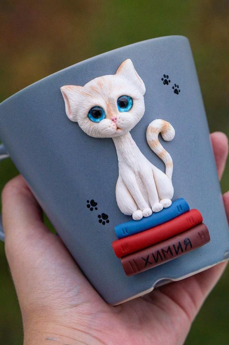 Polymer Clay Decor 70 Free Idea Polymer Clay Decoration How To Make Cups New 2019 Page 67 Of 70 Eeasyknitting Com